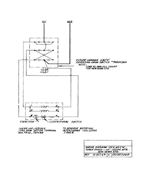Wiring Diagram Single Phase