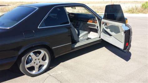 auto body repair training 1992 mercedes benz 500e user handbook find used 1992 mercedes 500e porsche built in plano texas united states for us 15 500 00