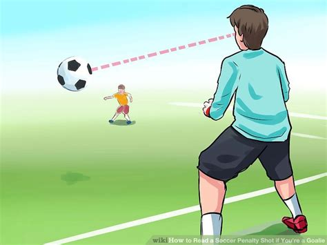 How To Read A Soccer Penalty Shot If You're A Goalie