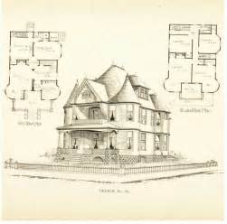 Authentic Victorian House Plans