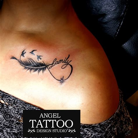 infinity tattoos  infinity tattoo design ideas