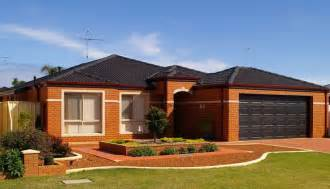 one story houses modern one story homes single storey house plans