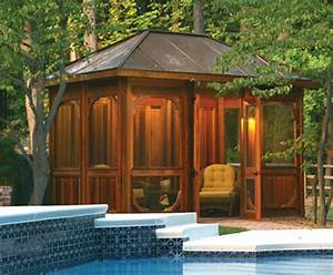 1000 images about poolside living on pinterest pool With backyard cabanas for sale