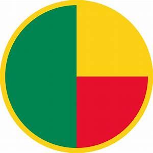 File Roundel Of Benin Svg