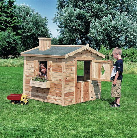 Kinderspielhaus Promadino «villa Spatzennest» Kinder