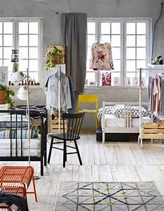 Ikea Katalog 2016 : 10 tolle einrichtungsideen aus dem ikea katalog 2017 23qm stil ~ Frokenaadalensverden.com Haus und Dekorationen
