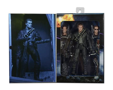 discontinued terminator   scale action figure