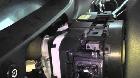 mitsubishi galant turn signal switch youtube