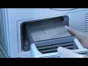 Nettoyer Un Lave Linge : comment nettoyer les filtres d 39 un s che linge youtube ~ Melissatoandfro.com Idées de Décoration