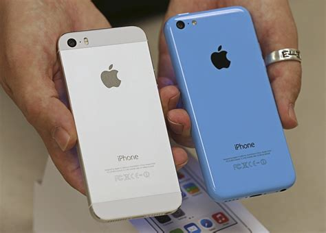 what is the difference between iphone 5c and 5s iphone 5s vs iphone 5c comparison review what s the