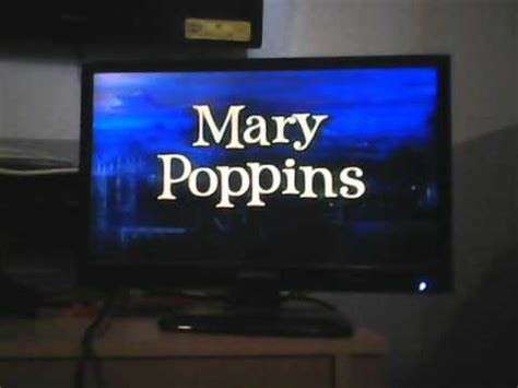opening  mary poppins  vhs youtube