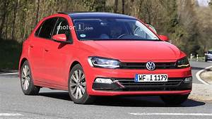Vw Polo Leasing 2018 : 2018 vw polo spied with very little camouflage ~ Kayakingforconservation.com Haus und Dekorationen