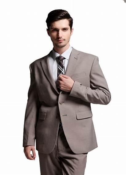 Suit Professional Texture Wine Mens Custom
