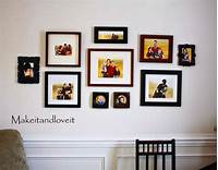 picture frame collage ideas Design Collage Picture Frames | My Decorative