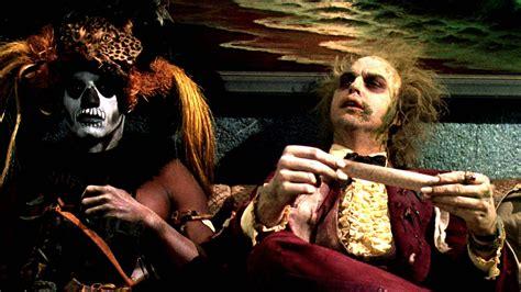 Beetlejuice Comedy Fantasy Dark Movie Film Monster Horror