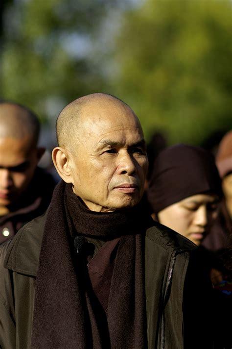 thich nhat hanh teaches   overcome  fear  silence