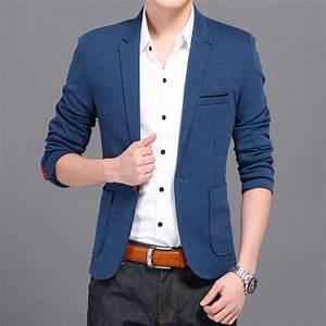 2014 Blazers For Men fashion mens blazer slim fit mens ...