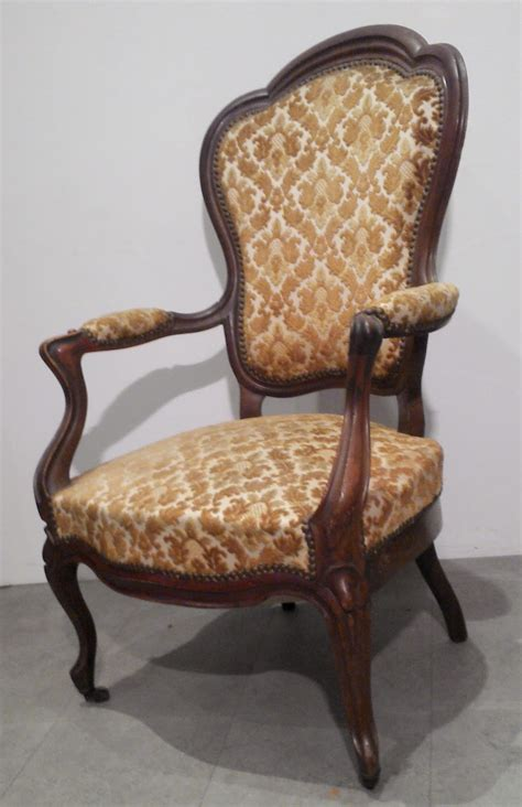 www didoulabrocante fr fauteuil cabriolet de style louis xv 233 poque louis philippe si 232 ge bois