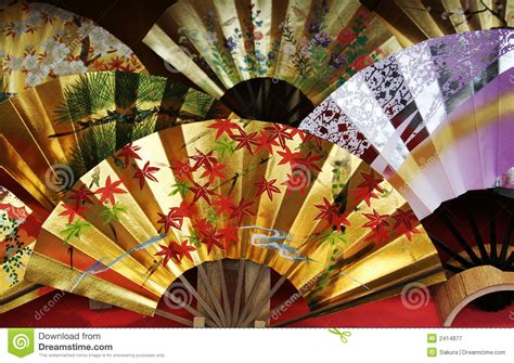 japanese pics traditional japanese fan royalty free stock photography image 2414877