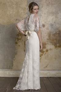 stunning new collection from sally lacock With edwardian style wedding dresses