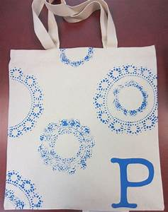 209 best crafts from the library images on pinterest With letter stencils for fabric painting
