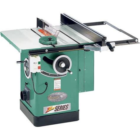 shop our g1023zx table saw 10 quot deluxe h d 5hp at grizzly