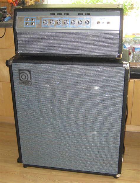 Eg V4 Guitar Cabinet by Eg V4 Cab For Bass Talkbass