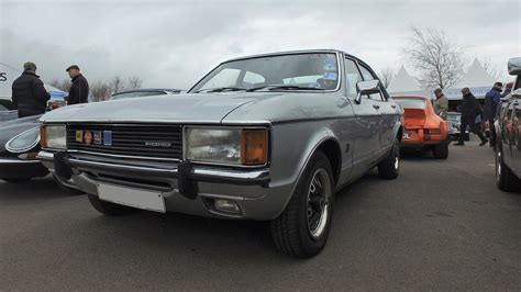 ford granada hagerty classic car price guide