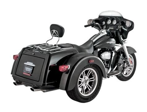 Vance & Hines Deluxe Slip-on Mufflers For Harley Trike