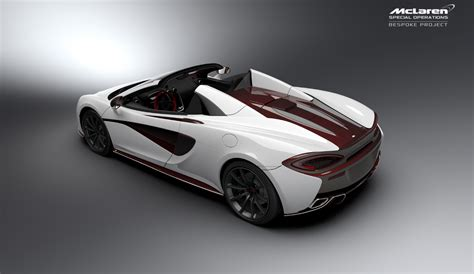 Mclaren 570s Spider, Three Among The Five Unit Are Priced