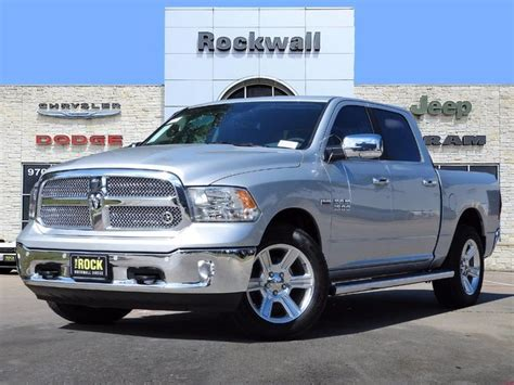 dodge jeep silver new 2018 ram 1500 lone star silver crew cab in rockwall