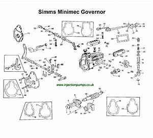 Simms Minimec And Majormec Control Rod Bellows