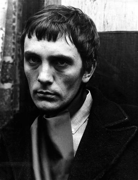 voxsartoria — The Covered Neck. Terence Stamp.