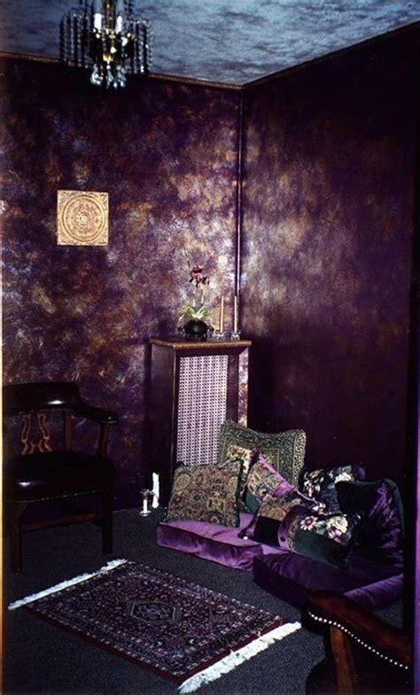 best 25 dark purple walls ideas on pinterest