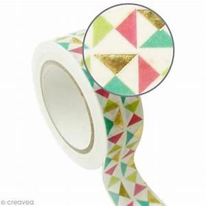 Masking Tape Doré : masking tape m tallis origami dor 1 5 cm x 10 m masking tape m tallis creavea ~ Teatrodelosmanantiales.com Idées de Décoration