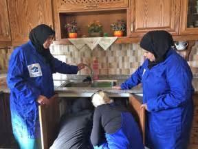 women plumbers unclog culture  shame jordan times