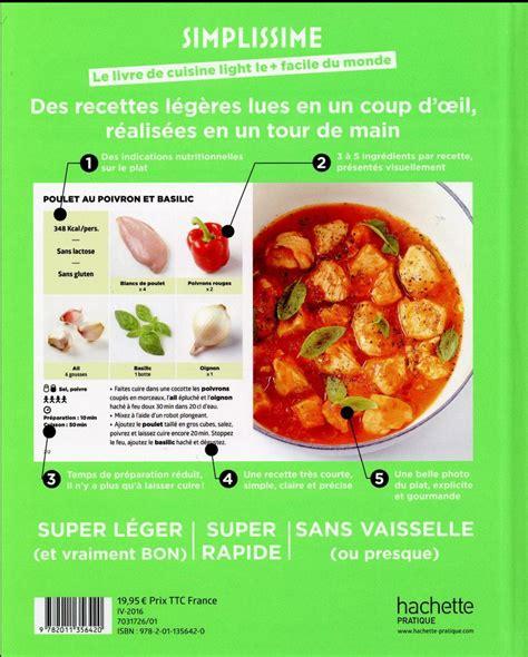 livre de cuisine simplissime couvertures images et illustrations de simplissime le