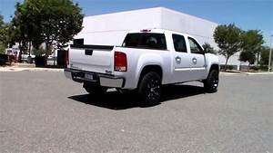 2013 Gmc Sierra Crewcab 6 2l With Gibson Swept Side