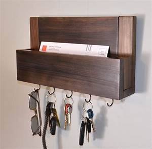 Mail, And, Key, Holder