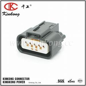 5 Pin Female Automotive Electrical Wire Connectors Pk605