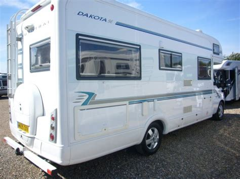 becks motor homes  autotrail dakota  sale