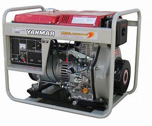 5kva Movible Diesel Generator Set    Small Portable Genset