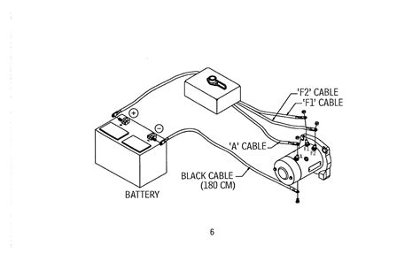 Warn Xd9000 Wiring Diagram by Moving Warn Solenoid To Engine Bay Fjc Yotatech Forums