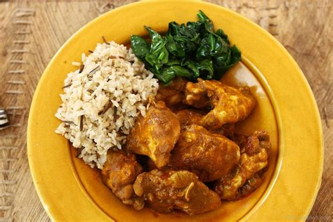 cuisine confo national dish moambe of gabon 123countries com