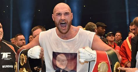 Heavyweight boxer Tyson Fury is coming to KCOM Stadium in ...