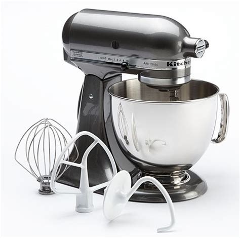 Kitchenaid Attachments At Kohl S by Kohls Kitchenaid Artisan 5 Quart Stand Mixer For Just
