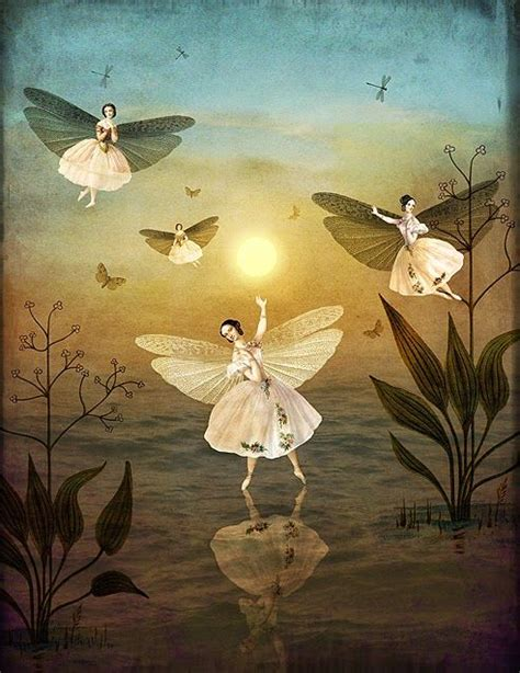 Catrin Welz Stein Sundance Blue Thoughts Fairy
