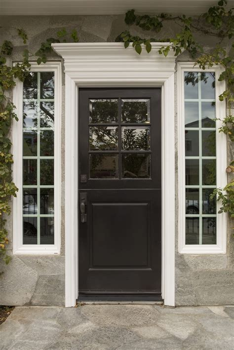Five Front Door Colors For Curb Appeal