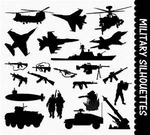 Military Clip Art Graphics Army Clipart Scrapbook ...