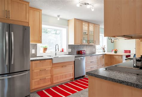 ikea kitchen remodel  organized modern home magazine